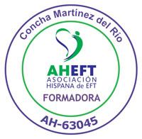 Sello Formadora de EFT por la AHEFT AH-63045