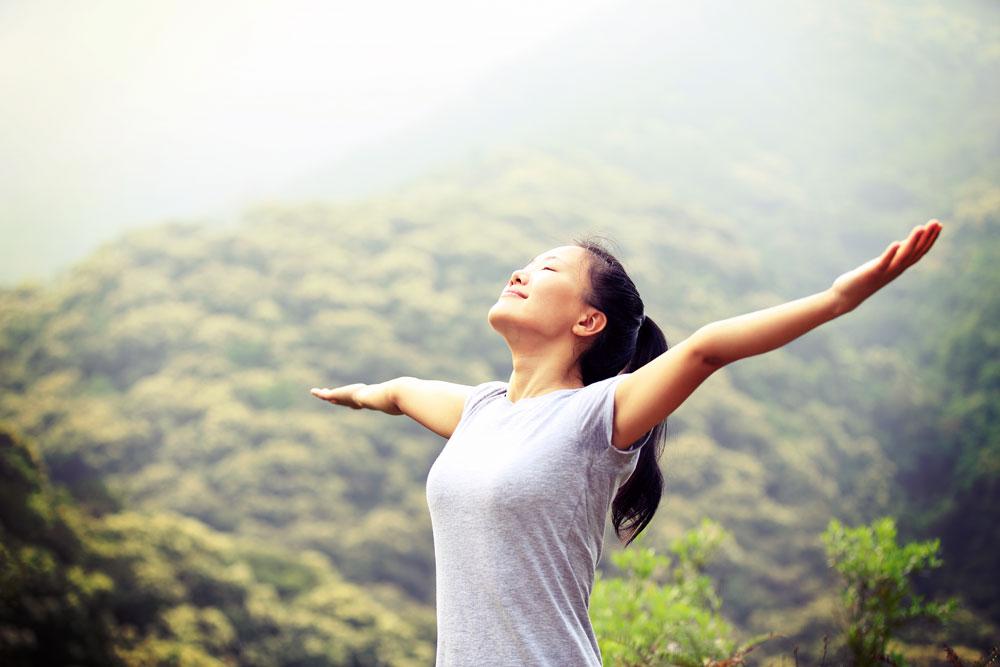5 «Blancos» para superar la ansiedad