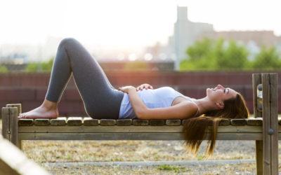 Como respirar para reducir la ansiedad:  La respiracion abdominal o diafragmática